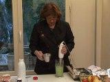 Cuisine : Recette de soupe : brocolis au jambon croquant