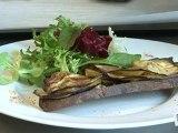 Cuisine : Recette facile : aubergines au cumin