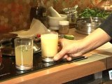 Cuisine : Limonade de mangue verte: aam panna
