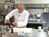 Cuisine : Recette de soupe de cerises burlat au basilic