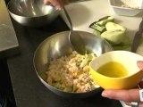 Cuisine : Recette de salade de crabe à la mangue