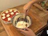 Cuisine : Recette de tarte aux tomates et fromage de chèvre