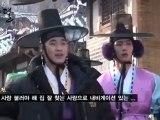 The Moon That Embraces The Sun -Kim Soo Hyun+Song Jae Rim拍攝花絮