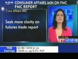 Consumer Affairs Min seeks more clarity on FMC report