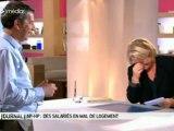 Fou rire interminable entre Michel Cymes et Marina Carrère d'Encausse