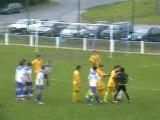 Quart Coupe Creuse U17 2nde mi tps Felletin Guéret le 8 mai 2012
