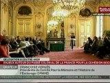 """EVENEMENT,Colloque """"Mémoires croisées"""" - Première table ronde"""