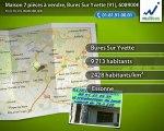Maison 7 pièces à vendre, Bures Sur Yvette (91), 608900€