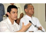 Aamir Khan's Meeting With Rajasthan CM Ashok Gehlot - Telly News