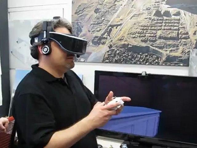 L'Egypte en 3D avec le casque de réalité virtuelle