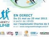 le direct de 13ème Congrès de la Société Internationale d'Ethnobiologie sur  la WebTV de l'UM2