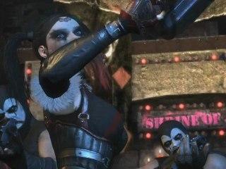 Harley Quinn's Revenge Trailer de Batman Arkham City