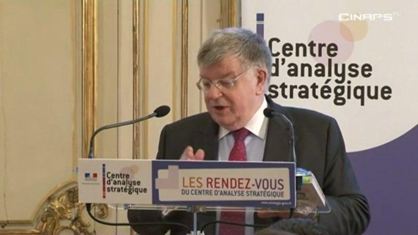 Centre d'Analyse Stratégique - L'irrésistible ascension du numérique - Quand L'Europe s'éveillera