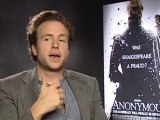Anonymous - Exclusive Interview With Rafe Spall & Roland Emmerich