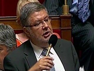 2007-2012 Alain Vidalies en action à l'Assemblée nationale