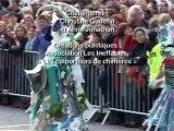 Défilé de la Biennale de la Danse de Lyon 2008 - Cie Intersignes - Maude Bulinge