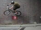 Think Bikes - street ride with Joel Bennett , Sam Nichols and Matt Purdon