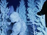 Troll Hunter - Clip - Frozen Troll
