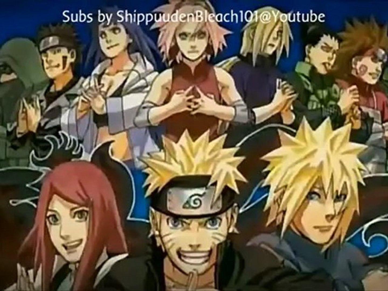 Наруто 9: Путь ниндзя (Naruto the Movie: Road to Ninja) - тизер 2