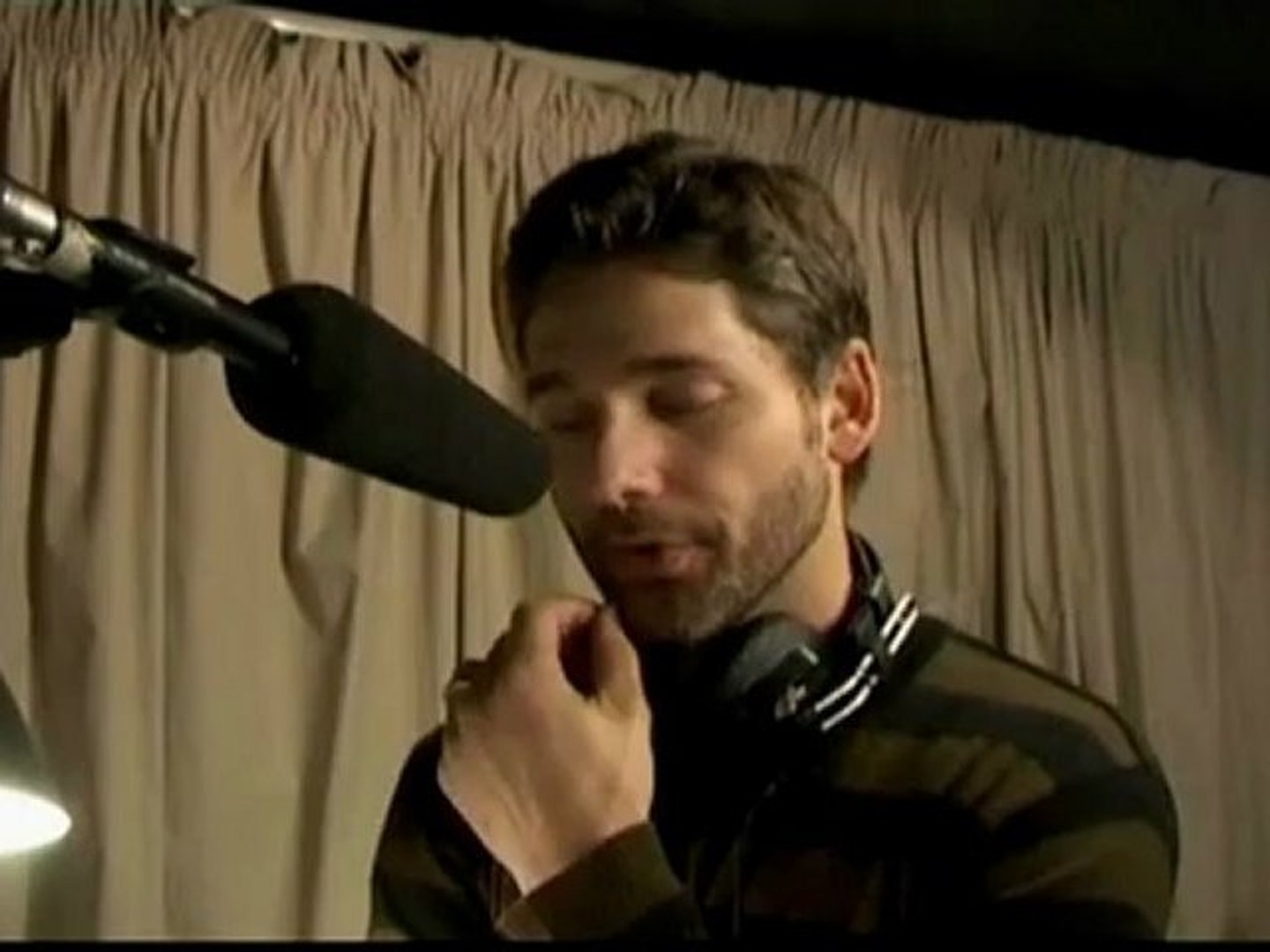 Mary And Max Webisode Eric Bana Recording Video Dailymotion