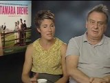 Tamara Drewe - Exclusive Interview With Tamsin Greig and Stephen Frears