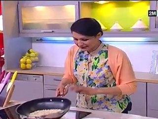 Halawiyat Maghribiya : Recette Biscuit (Petit Four)