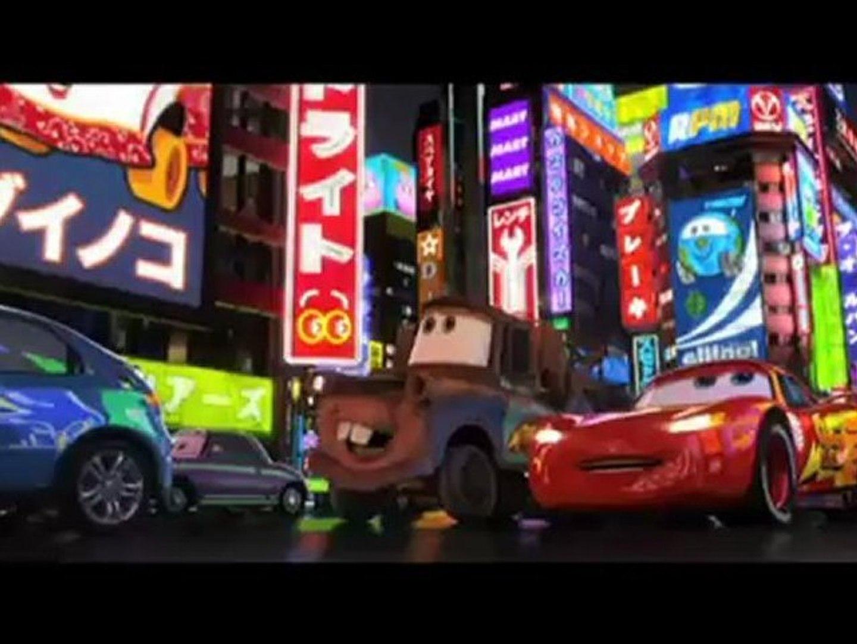Michael Caine talks 'Cars 2'
