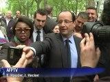 Parité: François Hollande attendu au tournant par les féministes