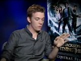 Percy Jackson and The Lightning Thief - Exclusive Interview With Brandon T. Jackson, Jake Abel & Alexandra Daddario