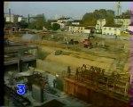 Fin des fouilles de la ZAC d'Alfort II à Maisons-Alfort (Journal 19-20, FR3 Île-de-France, 16 octobre 1995)