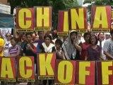 Crece la tensión entre China y Filipinas por las islas de Scarborough