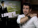 London Boulevard - Exclusive Interview With Colin Farrell