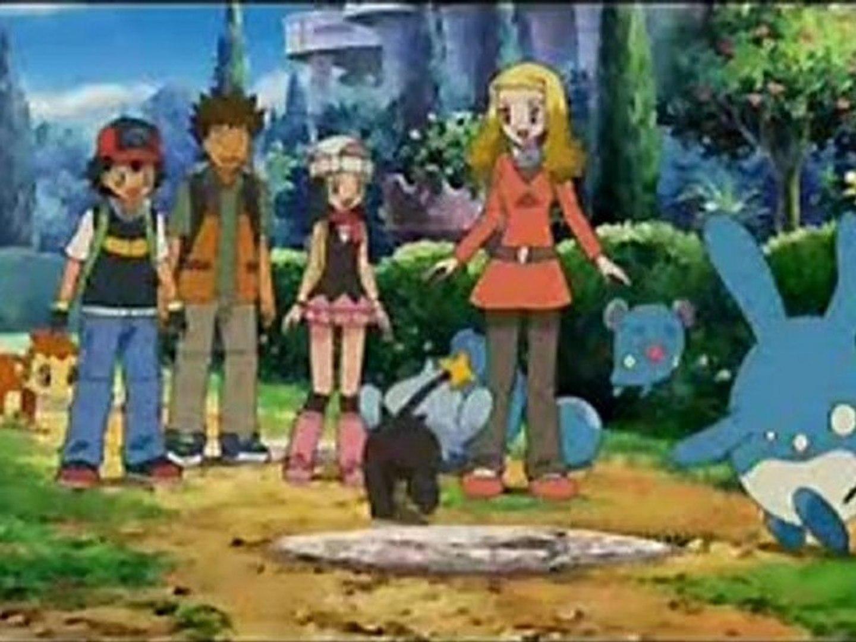 Pokemon Rise Of Darkrai Video Dailymotion