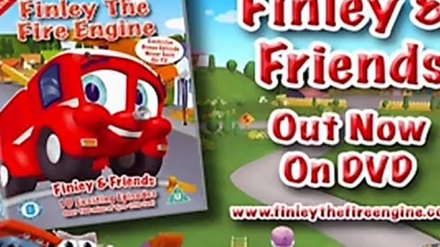 Finley The Fire Engine Vol. 1 - Finley And Friends - Clip - Friends help friends