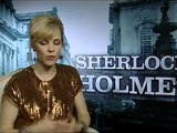 Sherlock Holmes - Interview With Guy Ritchie, Mark Strong & Rachel McAdams