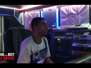 "JOUR ET NUIT AVEC DJ MAZE 15: ""YA TU SABES"" MAKING OF STUDIO"