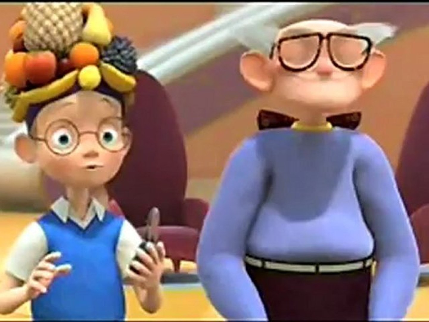 Meet the Robinsons - Behind the scenes