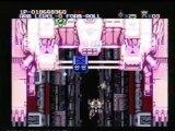 Classic Game Room - MUSHA review Part 7 on Sega Genesis
