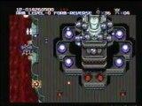 Classic Game Room - MUSHA review Part 6 on Sega Genesis
