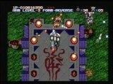 Classic Game Room - MUSHA review Part 5 on Sega Genesis