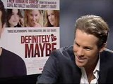 Definitely, Maybe - Exclusive interview with Ryan Reynolds