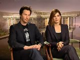 The Lake House - Exclusive interview with Keanu Reeves and Sandra Bullock