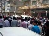 فري برس حلب  بستان القصر  الشعب يريد إسقاط النظام 11 5 2012 Aleppo
