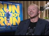 Run, Fat Boy, Run - Exclusive interview with Simon Pegg