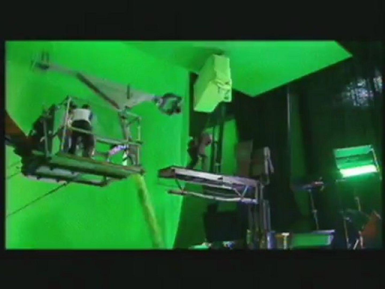 I, Robot - Behind the scenes