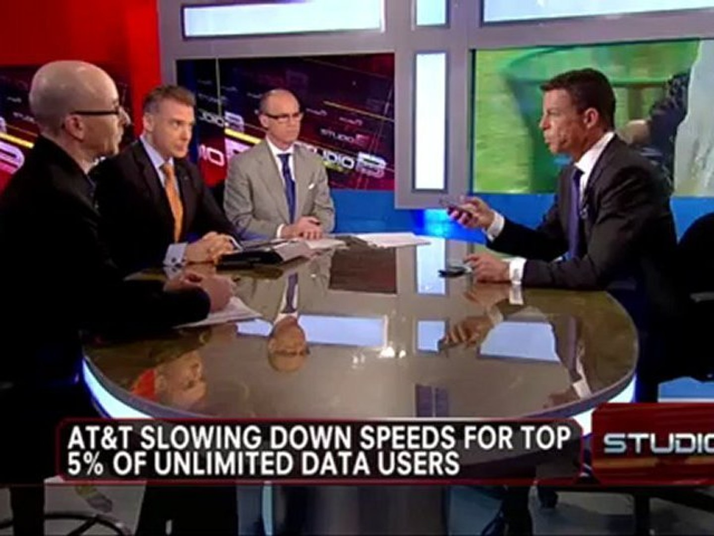 FOX NEWS AT&T Catch to 'unlimited' data plans