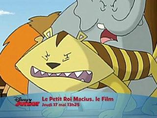 Disney Junior -  Le Petit Roi Macius le film - Jeudi 17 Mai à 13H25