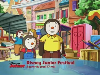 Disney Junior Festival à partir du Jeudi 17 Mai