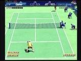 Classic Game Room reviews VIRTUA TENNIS for Sega Dreamcast
