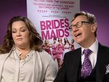 Bridesmaids - Exclusive Interview With Melissa McCarthy, Paul Feig And Chris O'Dowd